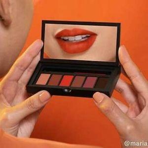 Smashbox be legendary lip palette-ablaze